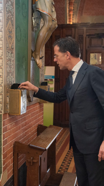 Mark Rutte offert April 2020